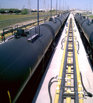 Crude Oil Refined Products Unload